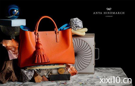 英国手袋配件品牌Anya Hindmarch将进军内地市场