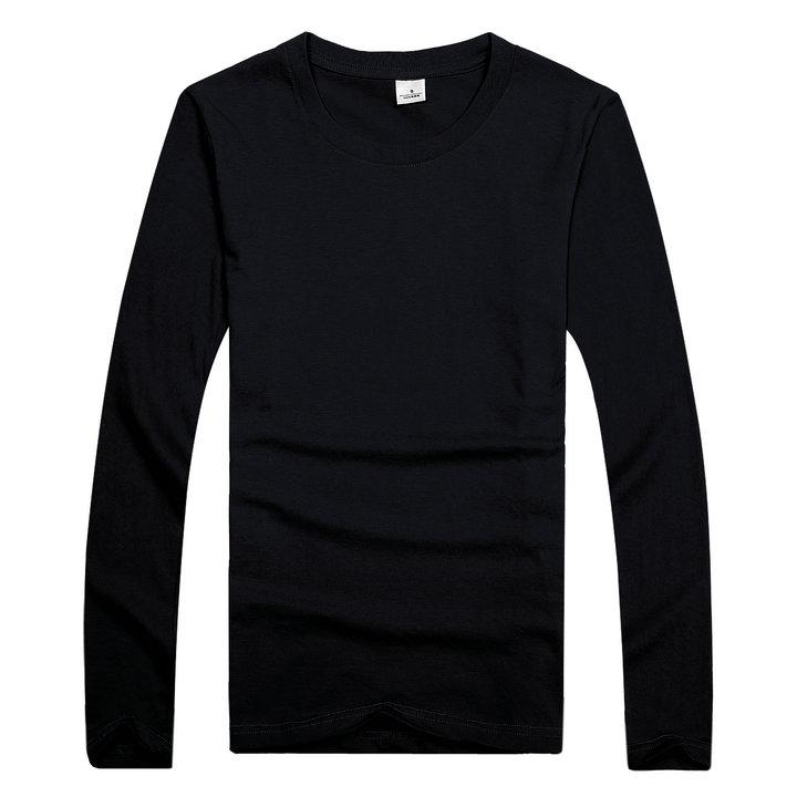 长袖广告衫定做,订制长袖广告衫,长袖纯棉广告衫,