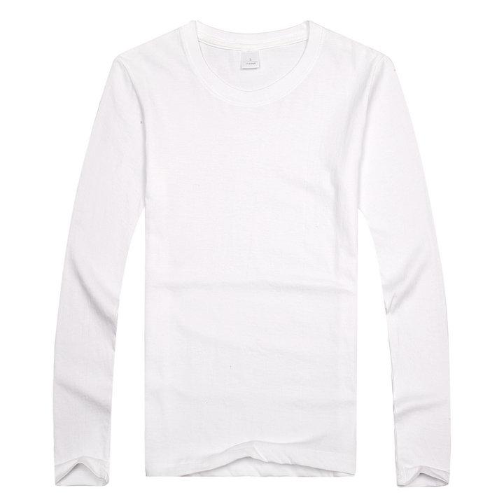 长袖文化衫定制,定做纯棉长袖文化衫,全棉