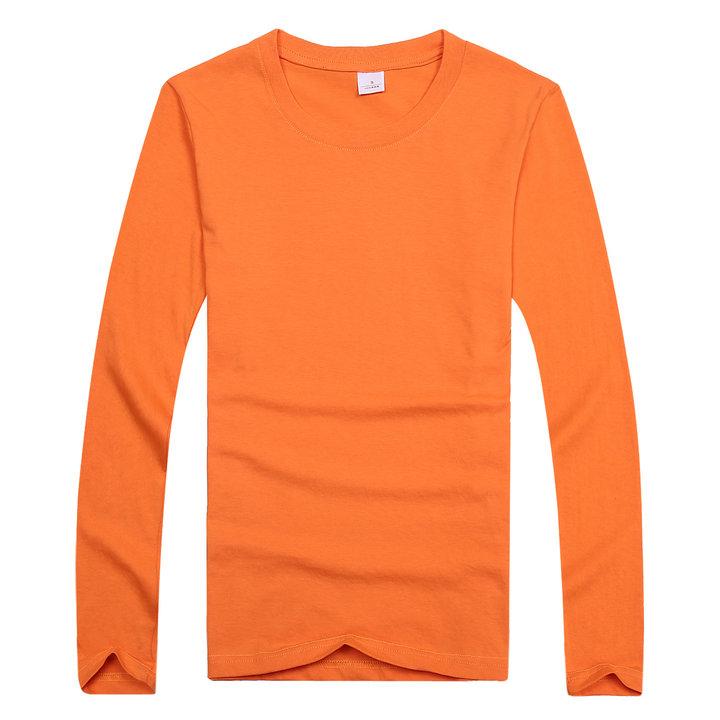 订购长袖t恤,制作圆领文化衫,长袖T恤衫制