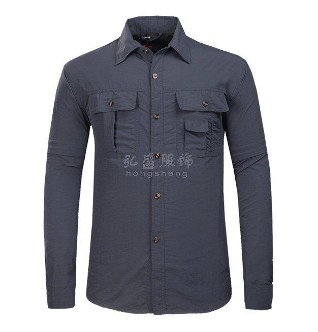 订做速干衬衣,速干衬衫定制,定做户外速干衬衫,