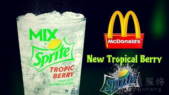 MIX by Sprite Tropic Berry