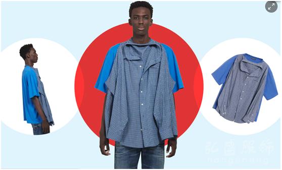 巴黎世家啼笑皆非的T恤才推出就被仿 原因竟然是买不起
