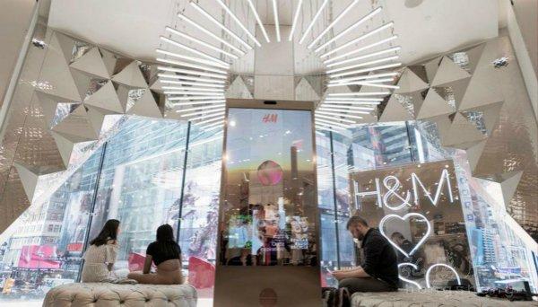 H&M声控智能镜3