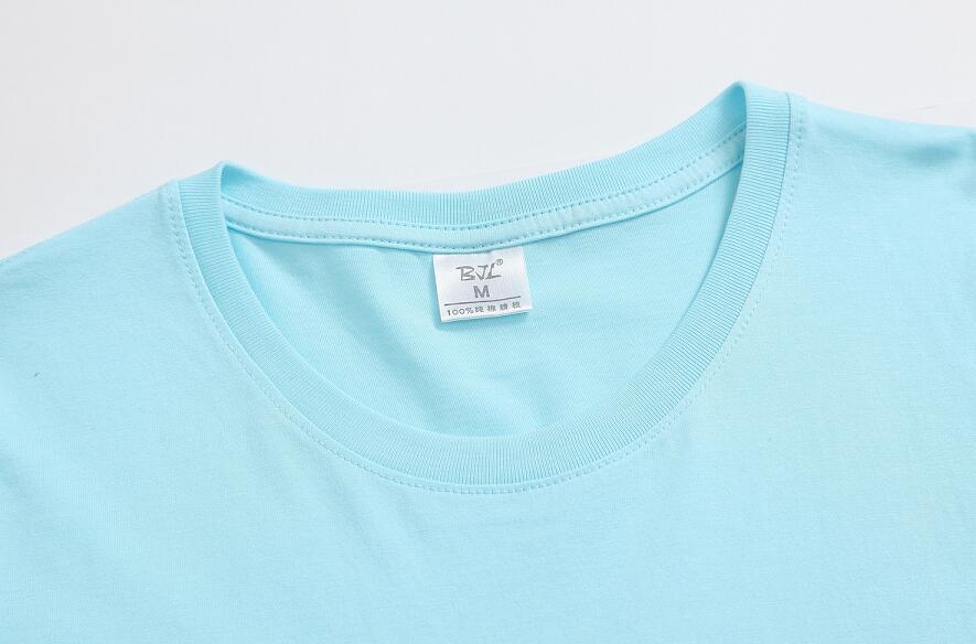 网上定做T恤怎么试号?M号与L号差多少?