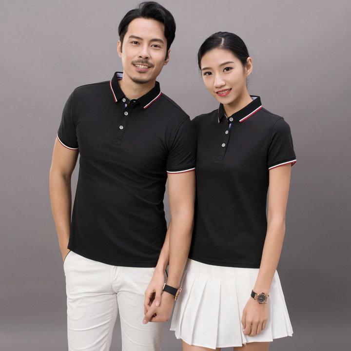 铜氨纤维高品质polo衫,可印绣logo,现货供应支持定做
