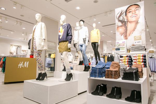 快时尚启动环保革命,H&M将首次推出可持续面料新品
