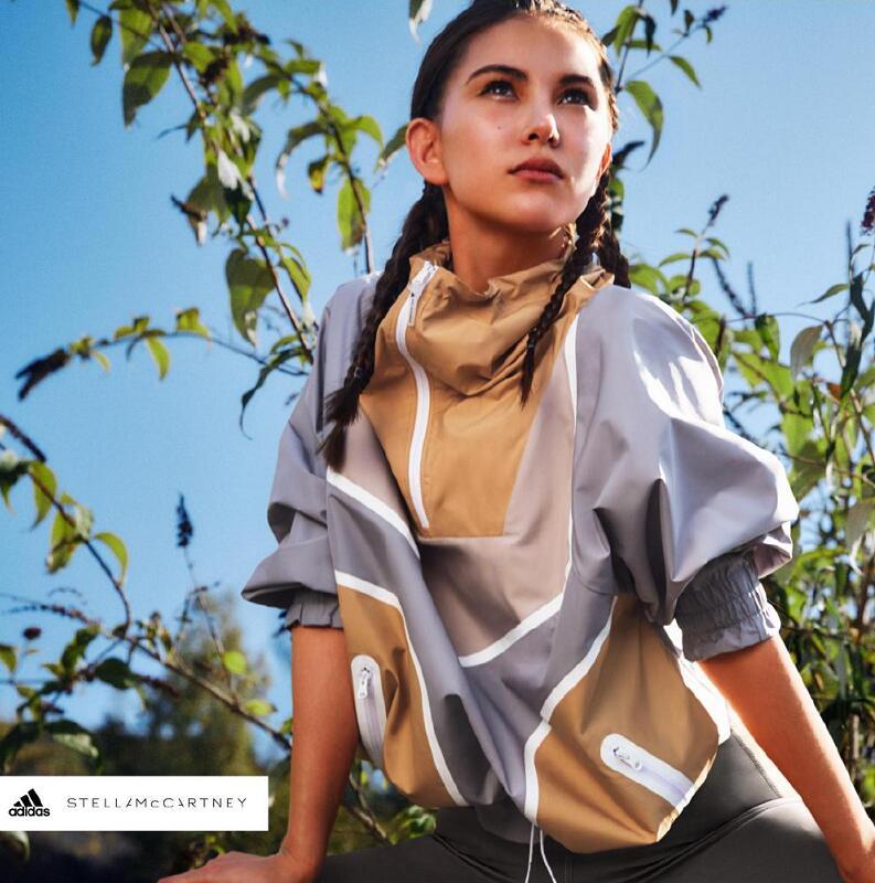 adidas携手品牌代言人昆凌推出环保系列,倡导可持续理念