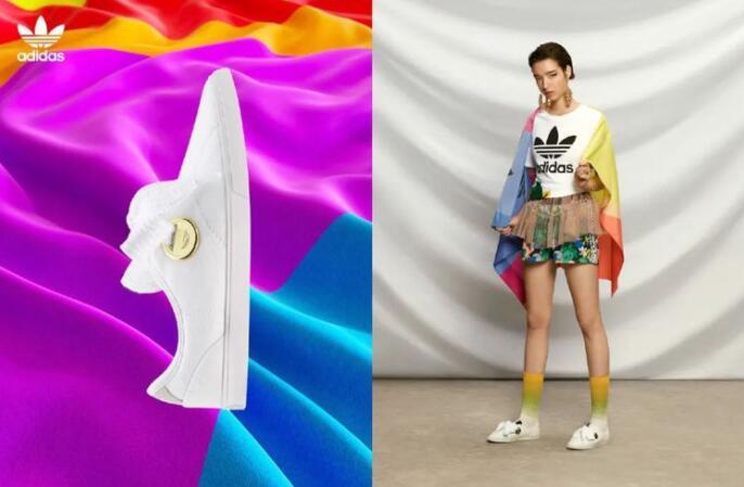 阿迪达斯PrideMonth系列正式登场 迎接彩虹骄傲月