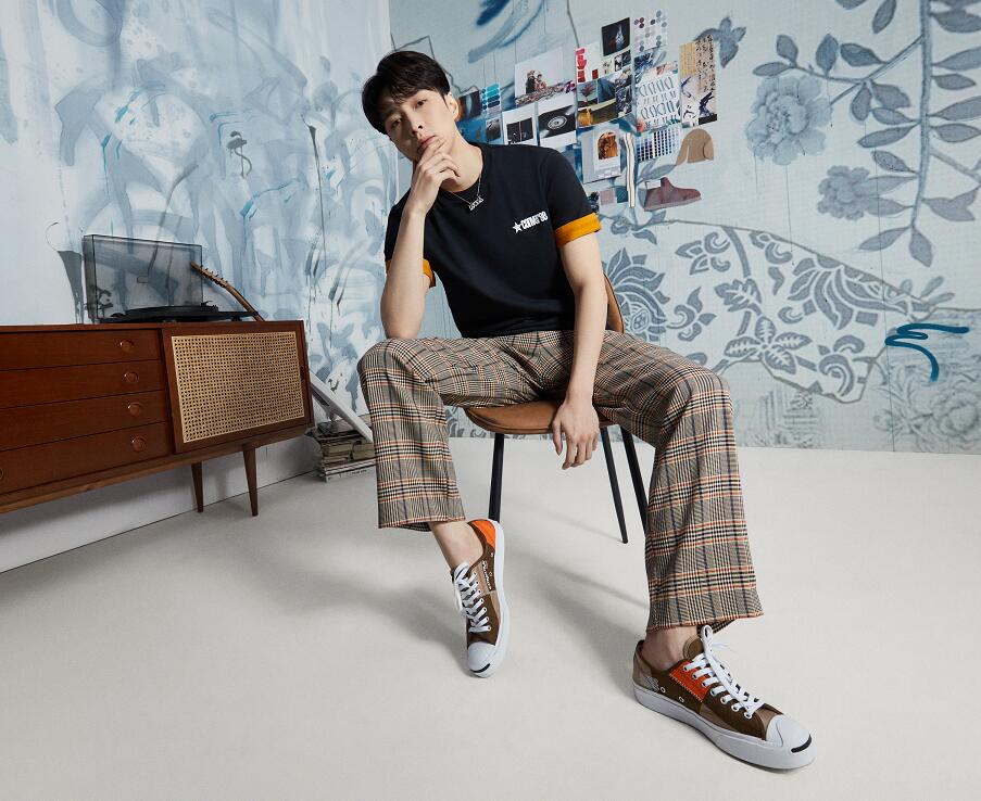 张艺兴同款!匡威推出全新 Mix & Match 系列鞋款