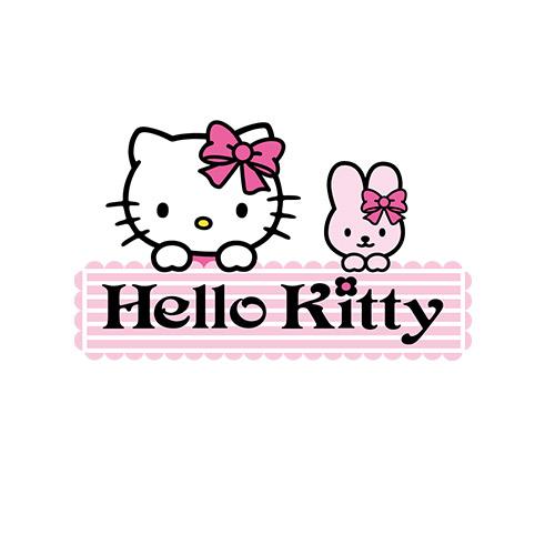 hello kitty图标AI矢量文件
