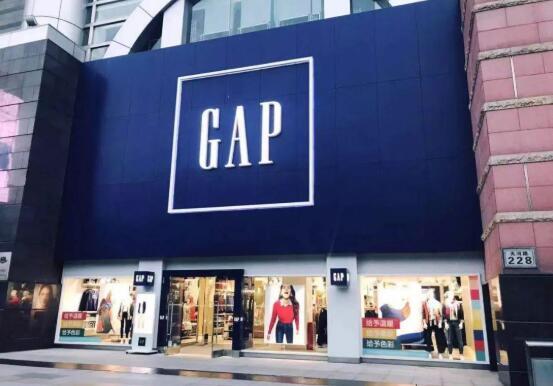 因销售状况不佳 Gap考虑出售中国业务