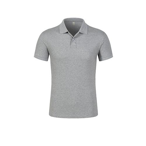 高品质全棉polo衫,纯棉POLO衫绣logo,50纱支